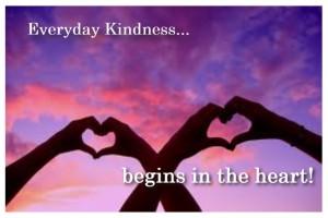 Kindness-heart