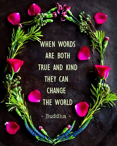 kindness buddha